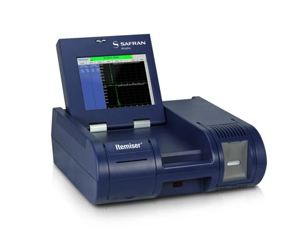 Morpho Detection Itemiser 4DX for Trace and Explosive Detection