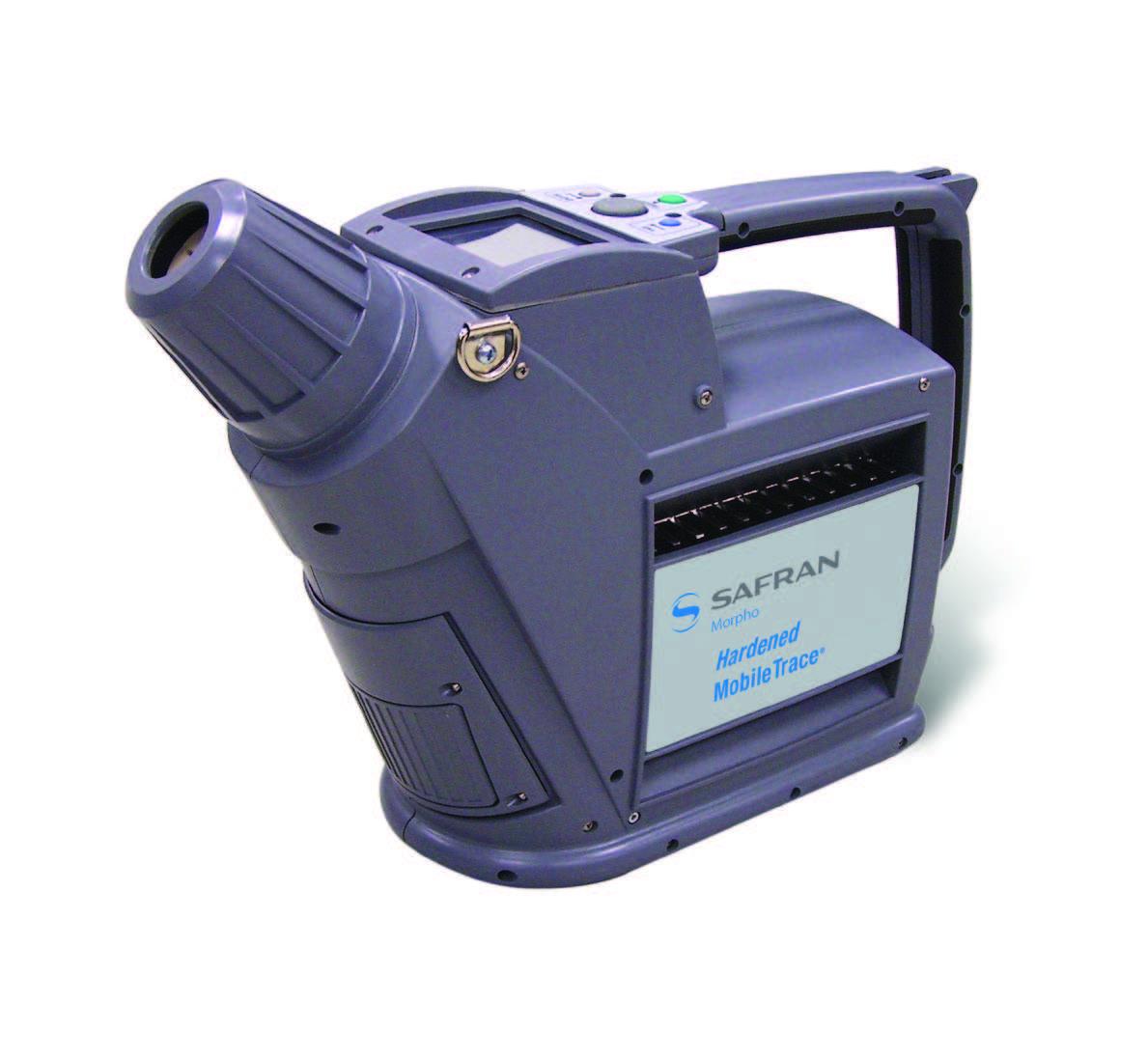Rapiscan Hardened MobileTrace   US Testing Equipment, Ltd