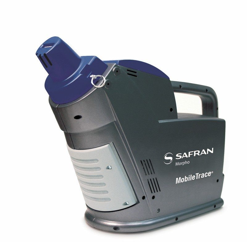 Rapiscan MobileTrace   US Testing Equipment, Ltd