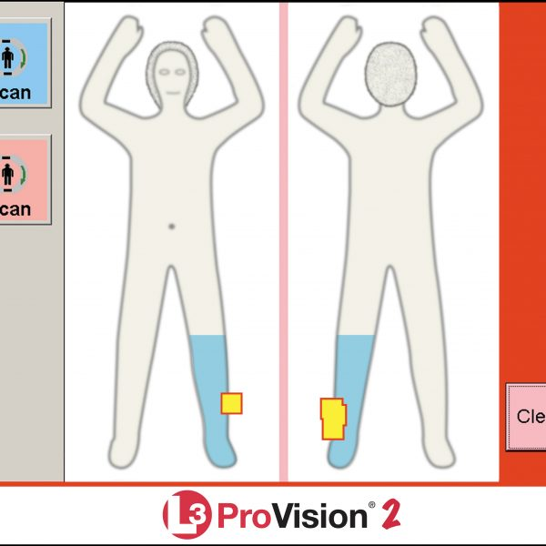 ProVision 2 Personnel Screening