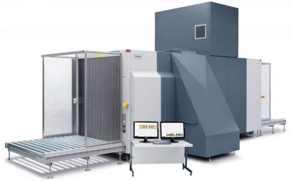 Rapiscan 632DV Dual View X-ray Equipment for Security Screening