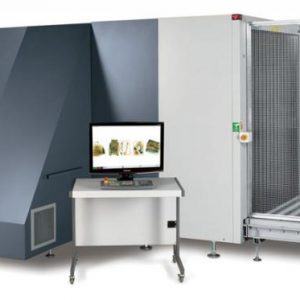 Rapiscan 632XR Single View X-ray for Cargo