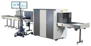 620DV Dual View X-ray for Advanced Checkpoint Security