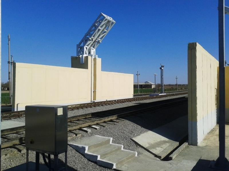 Rapiscan Eagle R60 X-ray screening for railway and trains